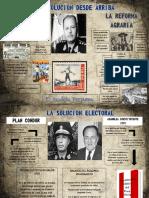 GOBIERNO DE J. VELASCO - GOBIERNO DE BELAUNDE 2