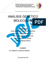 (GRUPO 3)ANÁLISIS GENÉTICO MOLECULA-II UNIDAD -TRMD.docx