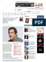 Addictions & Answers_ is Mel Gibson Suffering From Sex Addiction - Or is It His Girlfriends