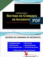 comando incidentes