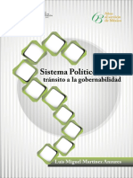 Sistema Político Mixto
