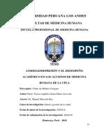 SANTA MARIA ACEVEDO, TERESA ANGELICA