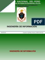 2. INGENIERIA DE LA INFORMACION