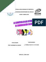 LA SEMIÓTICA EN LOS ESTUDIOS DE COMUNICACIÓN SOCIAL