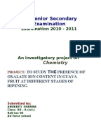 presence of oxalate ion content in Oxidation of oxalate ion in aqueous suspensions of tio 2 by photocatalysis and ozonation for all the runs in which a decrease of oxalate ion concentration was observed the oxalate degradation rate in the presence of ozone was not affected by the presence of the catalyst without.