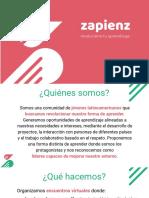 Hackathon Zapienz