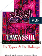 Tawassul - Its Types & Its Rulings by Shaykh Muhammad Nasiruddeen al-Albaanee