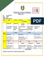 DISTRIBUCIÓN DE SESIONES DE APRENDIZAJE semana 15 .pdf