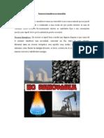 Recursos Energéticos no renovables-rrnn