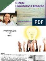 AULA DE INTERPRETAÇÃO DE TEXTO_NATAL NA BARCA_LYGIA FAGUNDES TELLES_COM GABARITO.pdf