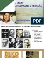 LITERATURA_MODERNISMO PROSA_ JORGE AMADO E ERICO VERISSIMO