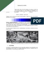 TRABALHO DE ARTES HARMONIA DAS CORES
