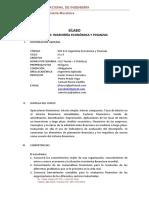 SILABO INGENIERIA  ECONOMICA Y  FINANZAS MODELO ABET (1)