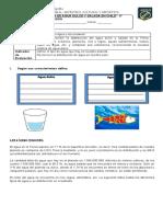 GUIA N° 2 QUINTO. DISTRIBUCION DE AGUA DULCE Y SALADA ..doc