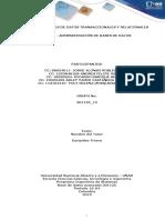 Formato de entrega - Fase 3 - Administración de bases de datos (1)