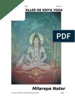 Kriya Yoga I