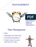 Time Management Fin