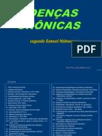 Doenças Crônicas segundo Samuel Hahnemann - Anna Kossak Romanach