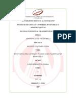 ACTIVIDAD N° 12 ACTIVIDAD DE TRABAJO COLABORATIVO III UNIDAD