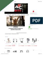 maquinas de ejercicio, equipos de ejercicio, equipos crossfit.pdf
