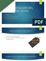 DETERMINACIÓN DEL PRECIO DE VENTA EXPO.pptx