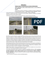 TDR Iluminacion Prolong. Aurelio Ballena- Sn Antonio