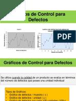Grafico de Control para Defectos