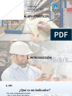 KPI LOGISTICOS ppt