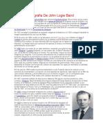 Biografia De John Logie Baird x1