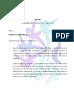 Material de Estudio - Taller de Liquidaciones, finiquitos y Contratos