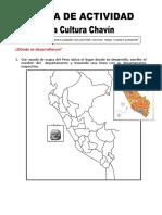 Ficha de Actividades Cultura Chavin