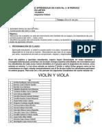 4° VIOLÍN Y VIOLA - PAC TERCER PERIODO - JULIO 6
