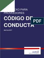 Código de Conducta para Proveedores