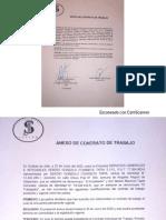 Contrato + Anexo + Indefinido