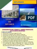 Diseño Sifones -Jose Arbulu - Parte-II