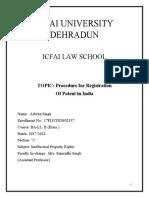 Patent Procedure (IPR)