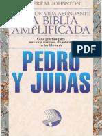 Biblia amplificada, PEDRO Y JUDAS, Robert M. Johnston.pdf