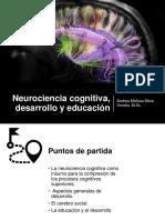 Neurocienciacognitivadesarrolloyeducacin