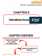 Chapter 8 International Accounting