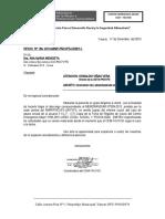MINISTERIO DE LA MUJER OFICIO