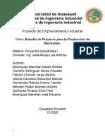Proyecto de Emprendimiento Grupo B