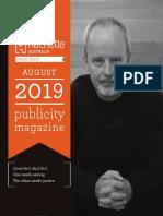 Hachette Australia's August 2019 Publicity Magazine