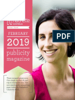Hachette Australia's February 2019 Publicity Magazine