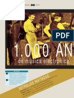 HISTORIA MUSICA ELECTRONICA