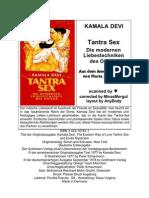 (eBook - German) Devi, Kamala - Tantra Sex - Die Modernen Liebestechniken Des Ostens
