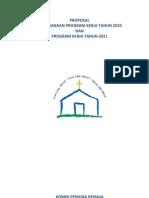 Rencana & Laporan Program Kerja