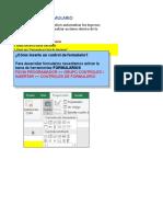 A7.1 Controles de Formulario