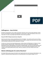 328365Kaffee Cup Maschine - Eine Übersicht  2020