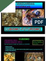30.-CUBISMO-FUTURISMO