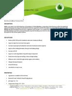 Ferti Biochem PDS